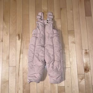 Snow pants 12-18 months